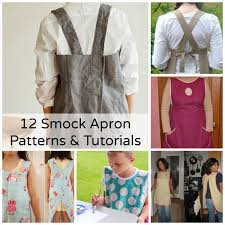 Smock Apron Patterns