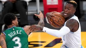 NBA: Dennis Schröder gewinnt deutsches NBA-Duell mit Lakers gegen Dallas  Mavericks