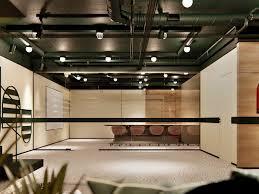 Italian Office Design Energetic Italian Office Design Retail Interior Design