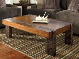 rustic coffee table plans plan chunky farmhouse coffee tablephoto credit jackie