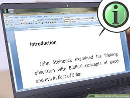 how to write a theme essay steps pictures wikihow image titled write a theme essay step 6