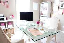 vintage style shabby chic office design. Vintage Shabby Chic Inspired Office. Unique Picture Office Decor Furniture Best Decoration Style Design