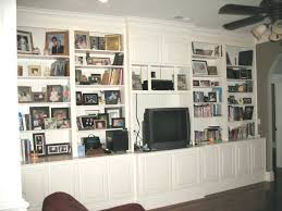 built in bookcase cabet tv fireplace bookcases around bed shelves with desk