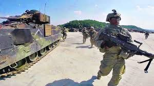 Us Army Cavalry U S Army Cavalry Dismounted Operations