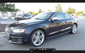 2012 Audi S5 V8 6-spd Start Up, Exhaust, and In Depth Tour - YouTube