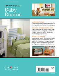 Design Ideas for Baby Rooms (Home Decorating): Susan Hillstrom ...
