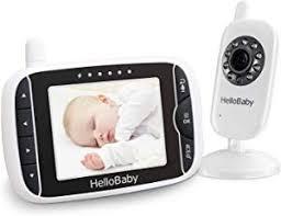 baby room monitors.  Baby HelloBaby 32 Inch Video Baby Monitor With Night Vision U0026 Temperature  Sensor Two Way Talkback To Room Monitors