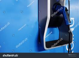 Car Battery Charger Indicator Lights Socket Electrical Car Battery Charger Load Stock Photo Edit