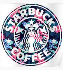 starbucks logo tumblr. Plain Logo Starbucks Logo Poster With Tumblr S