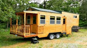 Small Picture Tiny House Gooseneck Fifth Wheel Trailer Home with Front Deck