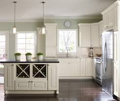 off white painted kitchen cabinets. Montella Off-white Painted Kitchen Cabinets In French Vanilla Off White Homecrest Cabinetry