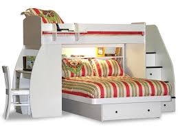 great full bunk bed with desk berg furniture sierra twin over full loft bed desk stairs 22 815