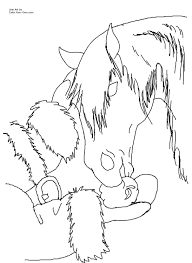Free Christmas Pegasus Coloring Pages 3 Realistic Download Books