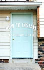 add glass to front door adding window to exterior door how to install exterior trim add glass to exterior door can you add glass panels to a front door