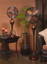 outdoor patio fans pedestal. Decorative Electric Fans By Deco Breeze: Floor Standing Fans, Table Top And Outdoor Patio Pedestal A