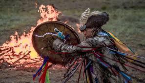 shaman man