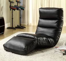 gaming lounge chair leather