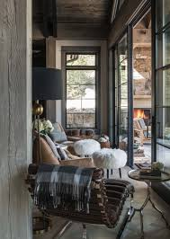 locati architects. Rustic Mountain Chalet-Locati Architects-07-1 Kindesign Locati Architects E