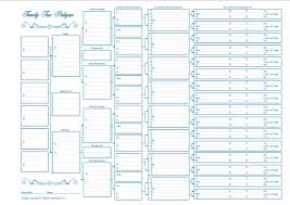 Ancestor Chart Template 28 Images Of Ancestral Charts Template Leseriail Com