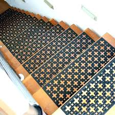 vista rugs stair treads braided rug add safety to your staircase today stars rubber how install carpet