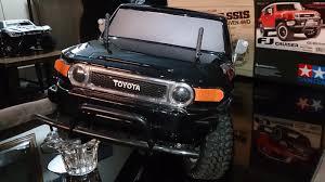 Tamiya Toyota FJ Cruiser - CC01 RC car/Jeep 4x4 - Non-Auto Related ...