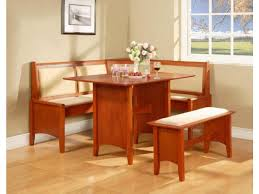 breakfast nook dining set corner bench kitchen booth great breakfast nook dining table intended for remodel