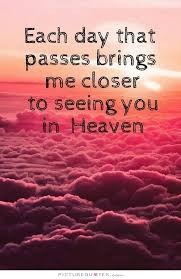 Quotes About Heaven Enchanting 48 Heaven Quotes For Loved Ones With Cute Images QuotesBae