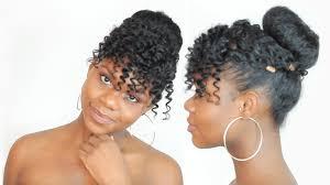 Tuto Coiffure Afro Femme Cheveux Crepus Coupe Cheveux Degrade