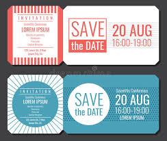 wedding invitation ticket template save the date ticket template rome fontanacountryinn com