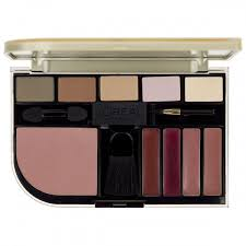 l oreal color harmony tailor made makeup palette brunettes