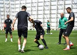 Konyaspor, Hatayspor maçı hazırlıklarını tamamladı - Gazete Konya