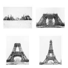 La Tour Eiffel Panorama De L Art