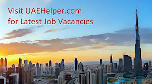 New Jobs Jobs In Uae Careers Uae Job Vacancies In Dubai