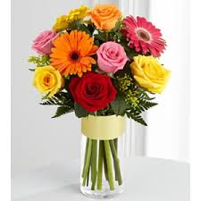 ftd pick me up bouquet in valdosta ga nature s splendor