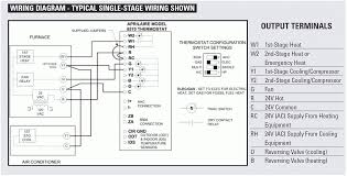 air conditioner thermostat wiring diagram wiring diagram simonand 5 wire thermostat at Ac Thermostat Wiring Diagram