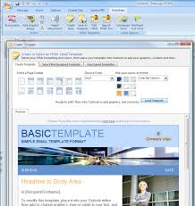 create email template outlook how create a template in outlook allowed gallery createtemplate