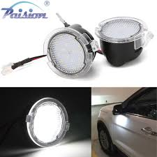 2019 Acura Rdx Puddle Lights 2pcs Led Pathway Lighting Under Side Mirror Puddle Light For