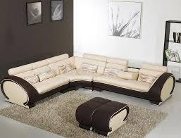 modern leather living room furniture. Modern Living Room With Leather Couch Furniture