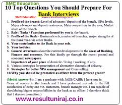 Bank Manager Interview Questions Project Manager Interview Questions And Answers Sandra Arps Pdf Ibps