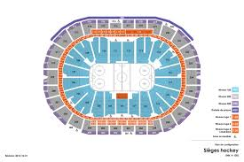 Centre Videotron Seating Chart Venue Seating Chart Videotron Center