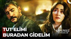 Paşazade Kızı Gülfem'in Kurtarıcısı Cesur Davut - Kanunsuz Topraklar 3.  Bölüm (İLK SAHNE) - YouTube