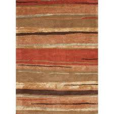 hand tufted arabian spice 2 ft x 3 ft abstract area rug