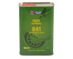 Anzahl Urethane Paint Color Chart Nax Superio 441 Clearcoat Nippon Paint