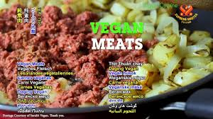 Vegan Meats - Simply the Best! - English