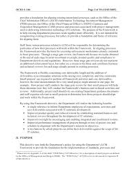 us department of education lifecycle management document 2