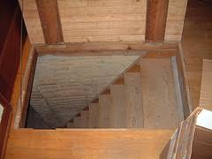 Basement Stairway Size Requirements