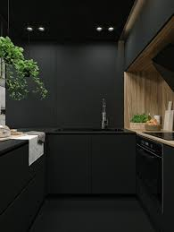 interior design ideas modern apartment by id white on architecture beast 04 min black kitchen by id white
