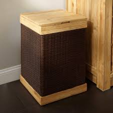 rolling laundry hamper clothes hamper with lid 3 section laundry sorter
