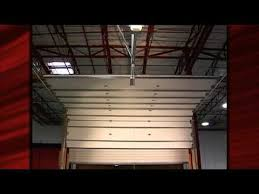 14 ft garage doorGenie Garage Door Opener Lifts 14 High Door  YouTube