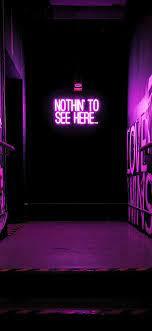 Iphone X Neon Wallpaper Hd